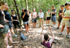 Cu Chi Tunnel in Ho Chi Minh City - Southern Vietnam package tour