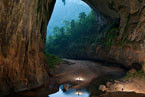 Son Doong cave Phong Nha Ke Bang National Park - Vietnam central tour to Quang Binh