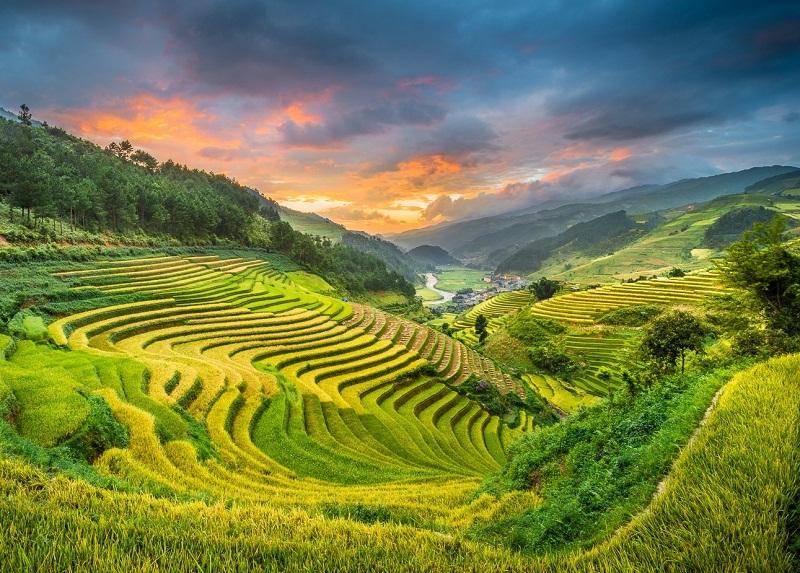 Vietnam-Travel-Sapa-Valley